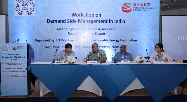 Demand Side Management in India – Technology and Landscape Assessment – Roadmap for the Future